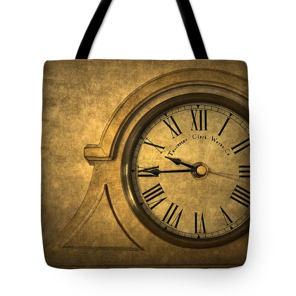 A Moment in Time Tote Bag by Evelina Kremsdorf
