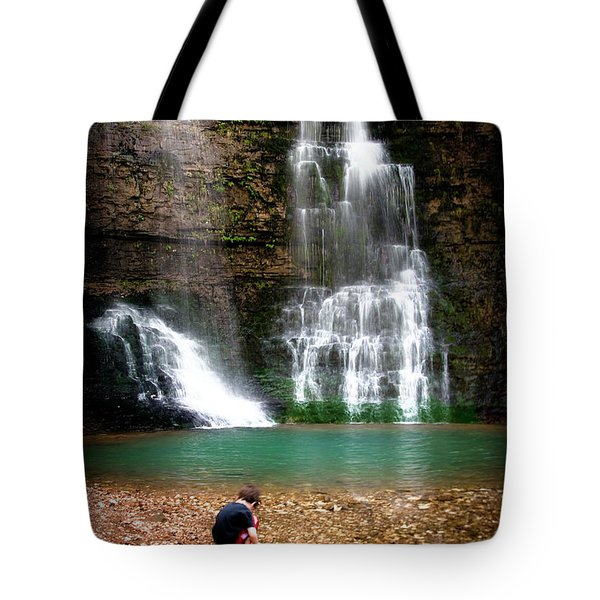 A Moment In Time Tote Bag by Tamyra Ayles