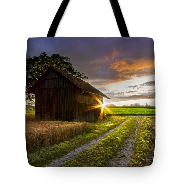 A Moment Like This Tote Bag by Debra and Dave Vanderlaan
