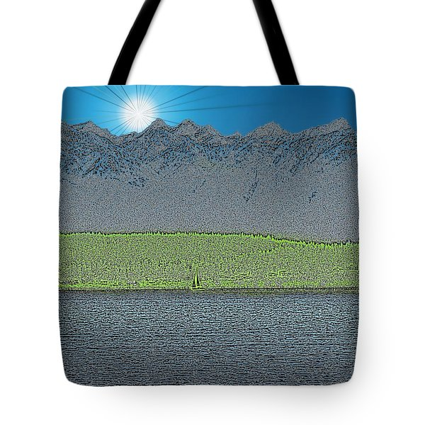 A Perfect Ending Tote Bag by Tim Allen