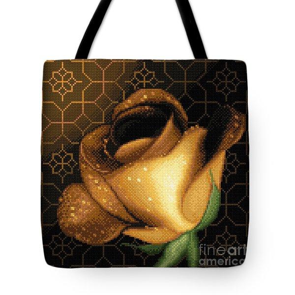 A Rose For You Tote Bag by Stoyanka Ivanova
