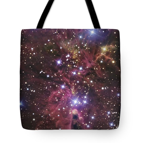 A Stellar Nursery Located Towards Tote Bag by R Jay GaBany