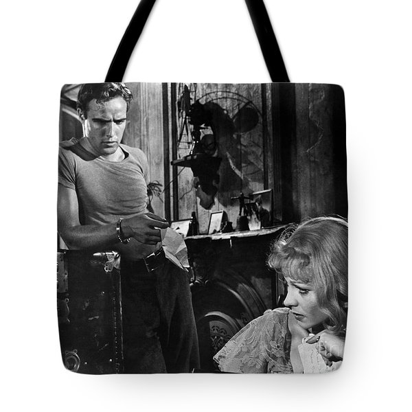 A Streetcar Named Desire Tote Bag by Granger