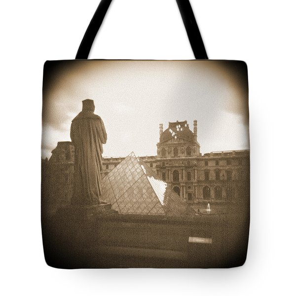 A Walk Through Paris 16 Tote Bag by Mike McGlothlen