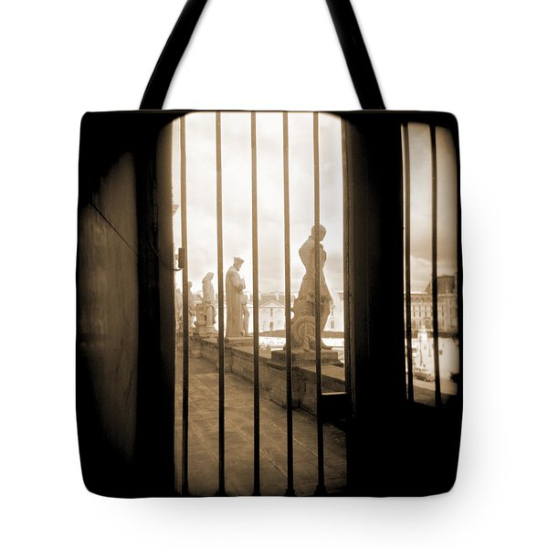 A Walk Through Paris 9 Tote Bag by Mike McGlothlen
