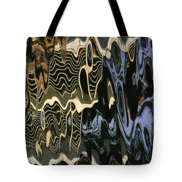 Abstract 13 Tote Bag by Xueling Zou