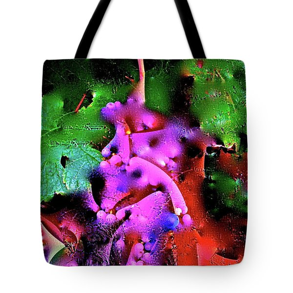 Abstract 35 Tote Bag by Pamela Cooper