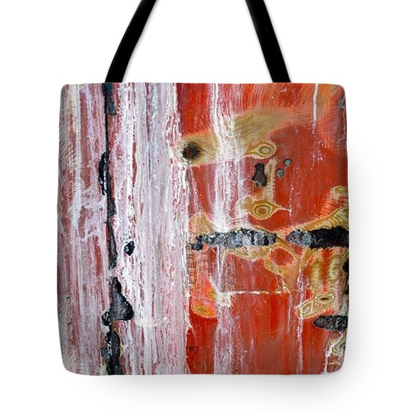Abstract By Edward M. Fielding - Tote Bag by Edward Fielding