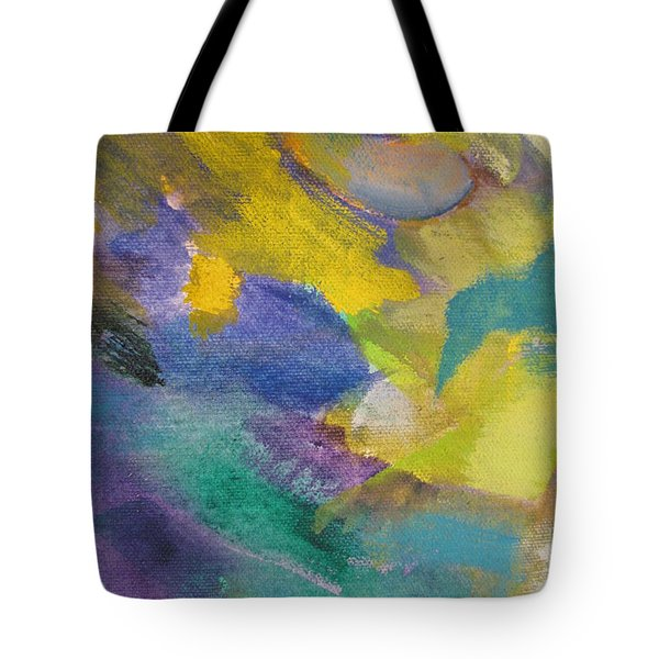Abstract close up 13 Tote Bag by Anita Burgermeister
