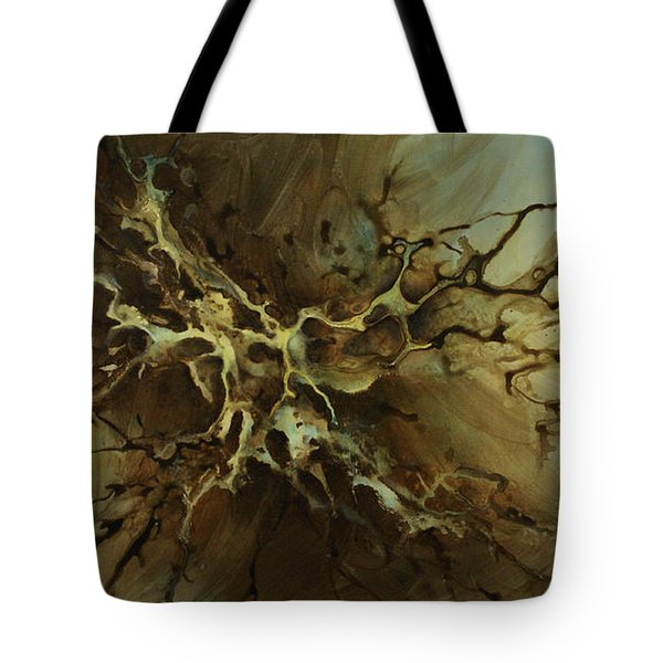 Abstract Design 107 Tote Bag by Michael Lang