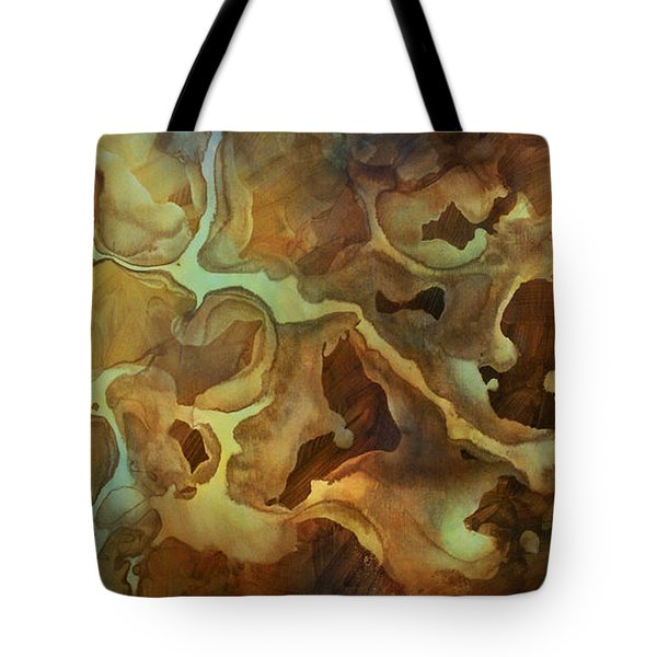 Abstract Design 29 Tote Bag by Michael Lang