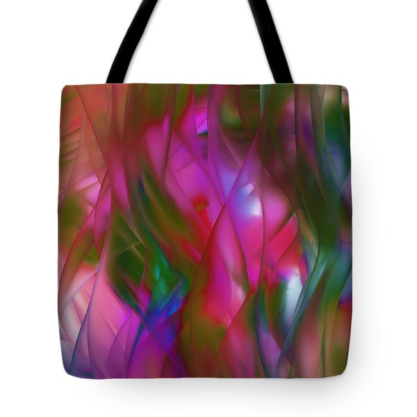 Abstract Dreams Tote Bag by Gina Lee Manley