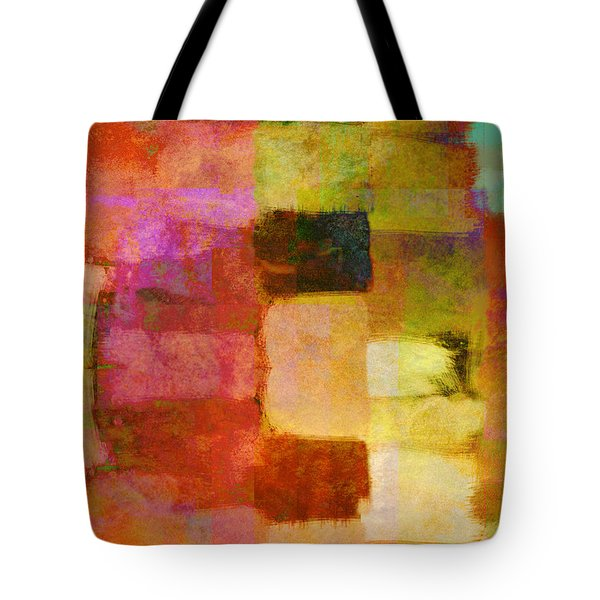 Abstract Study One Tote Bag by Ann Powell
