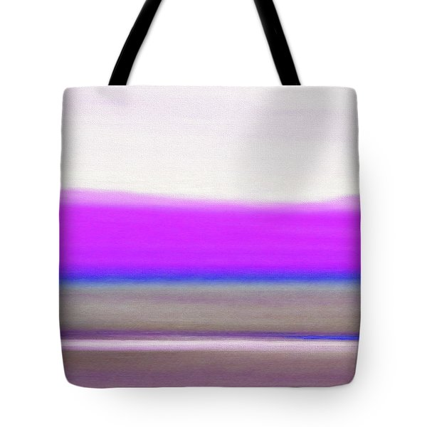 Abstract Sunset 65 Tote Bag by Gina De Gorna