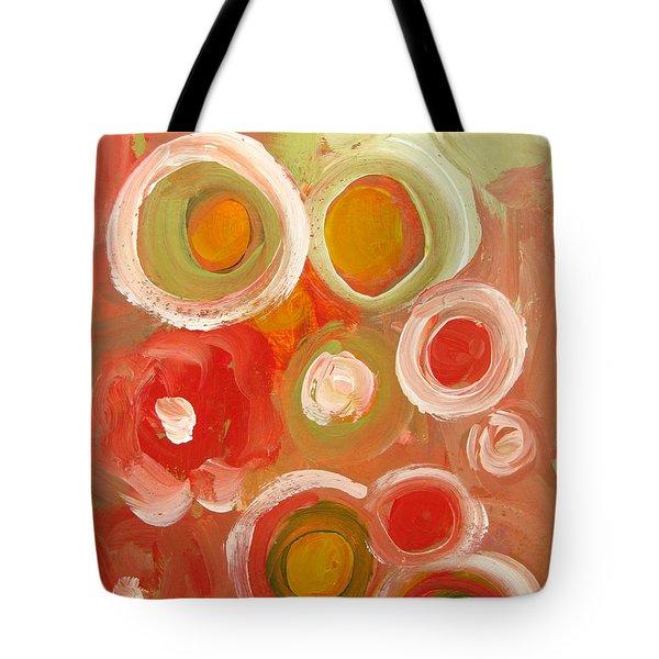 Abstract VIII Tote Bag by Patricia Awapara
