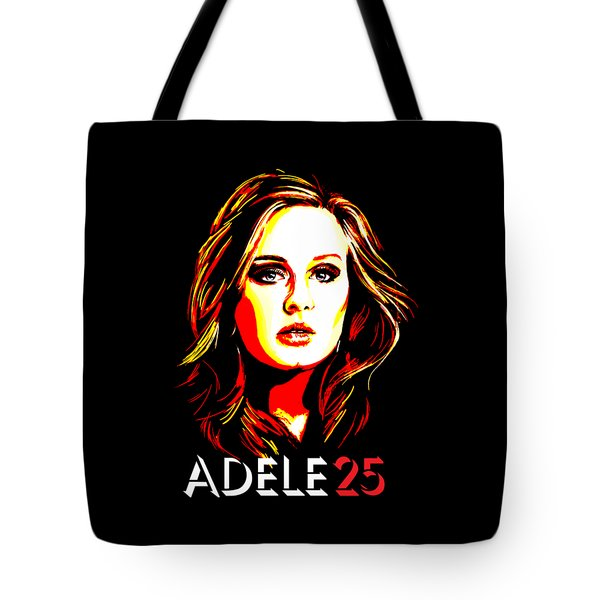 Adele 25-1 Tote Bag by Tim Gilliland