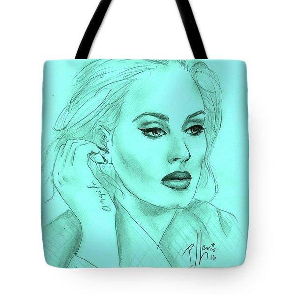 Adele Tote Bag by P J Lewis