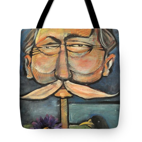Admiral Bird Tote Bag by Tim Nyberg