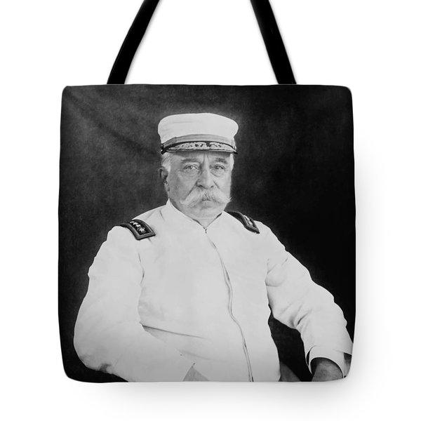 Admiral George Dewey Tote Bag by War Is Hell Store