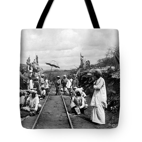 Africa: Railway, C1905 Tote Bag by Granger