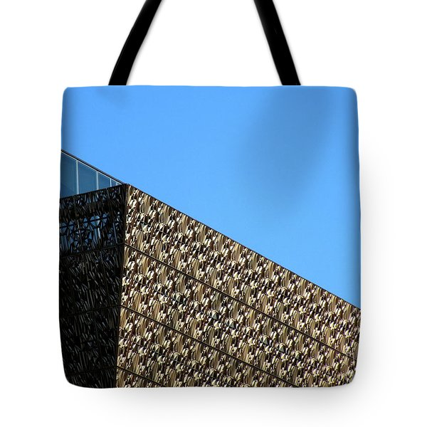 African American History And Culture 2 Tote Bag by Randall Weidner