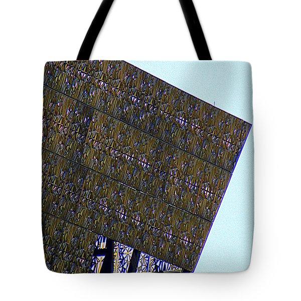 African American History And Culture 4 Tote Bag by Randall Weidner