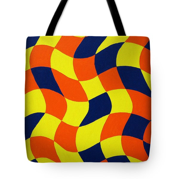 Afrika Tote Bag by Oliver Johnston