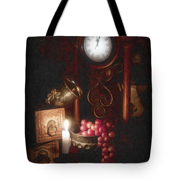 After Midnight Tote Bag by Tom Mc Nemar