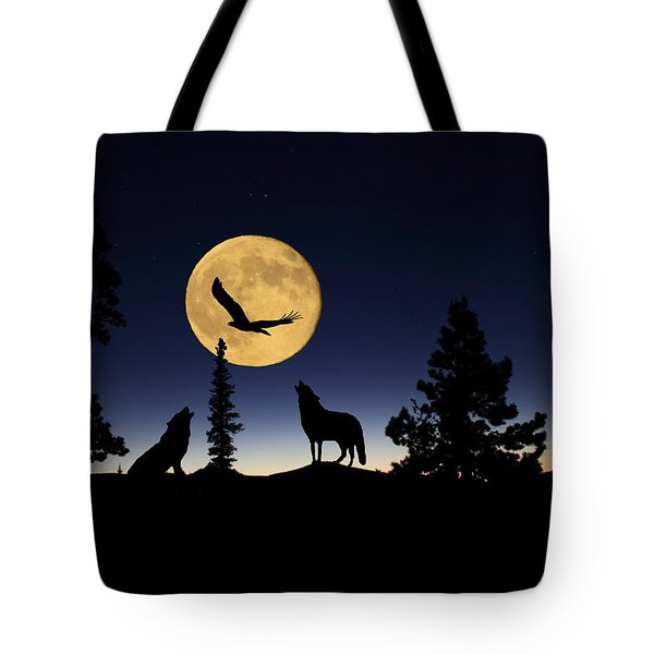After Sunset Tote Bag by Shane Bechler