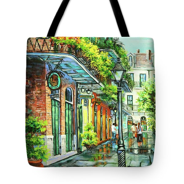 After The Rain Tote Bag by Dianne Parks