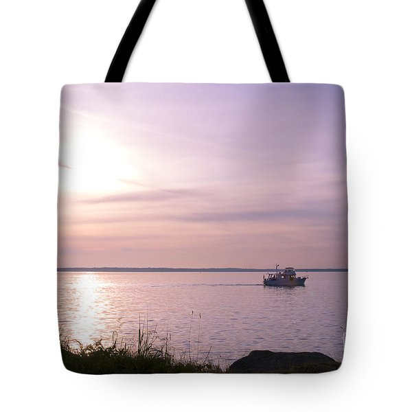 Afternoon Ambiance Tote Bag by Idaho Scenic Images Linda Lantzy