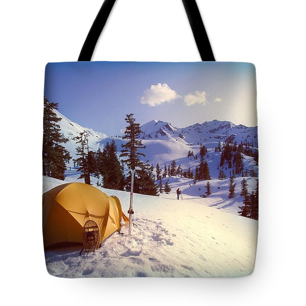 Alaska, Admiralty Island Tote Bag by John Hyde - Printscapes