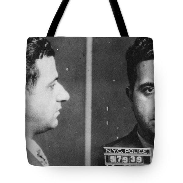 Albert Anastasia (1902-1957) Tote Bag by Granger