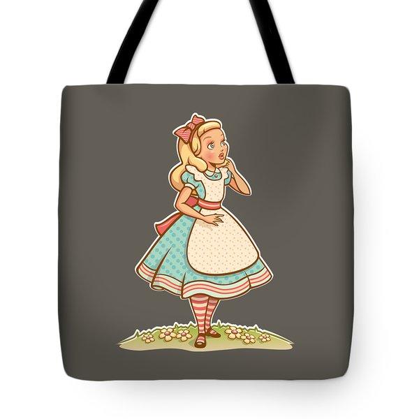 Alice Tote Bag by Elizabeth Taylor