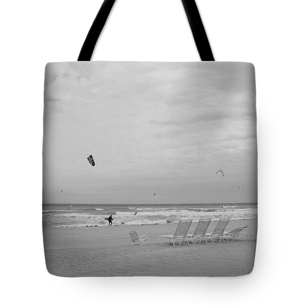 All Alone Tote Bag by Rob Hans