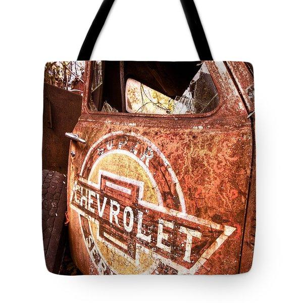 All American Tote Bag by Debra and Dave Vanderlaan