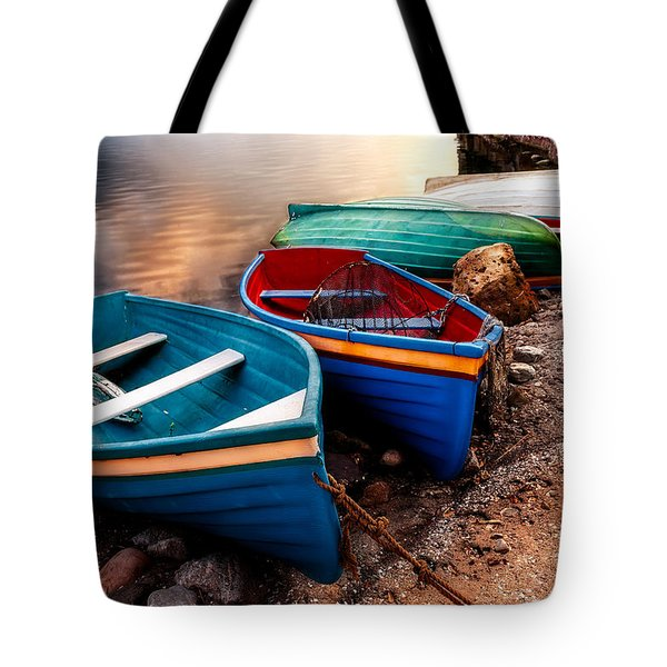 All Ashore Tote Bag by Christopher Holmes