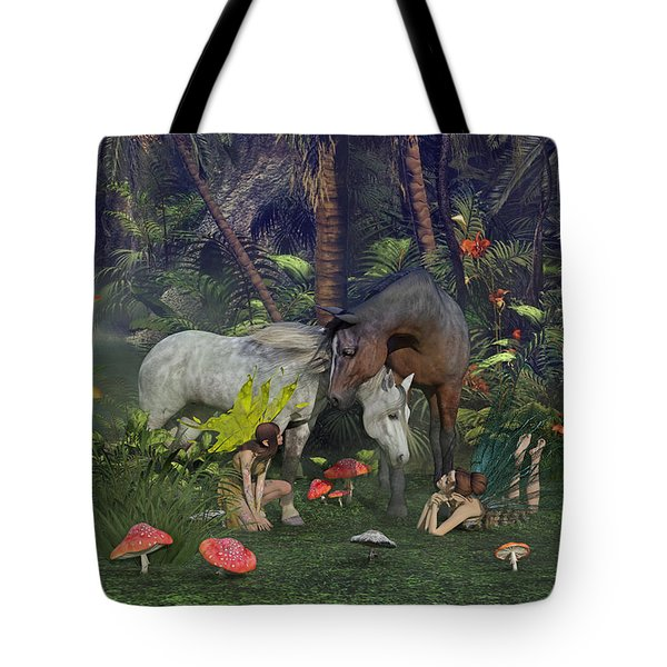 All Dreams Are Possible Tote Bag by Betsy C Knapp