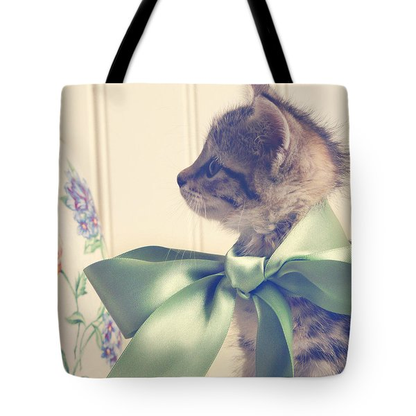 All Dressed Up Tote Bag by Amy Tyler