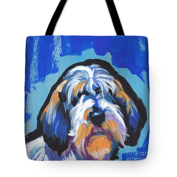 All Rhymes Pbgv Tote Bag by Lea S