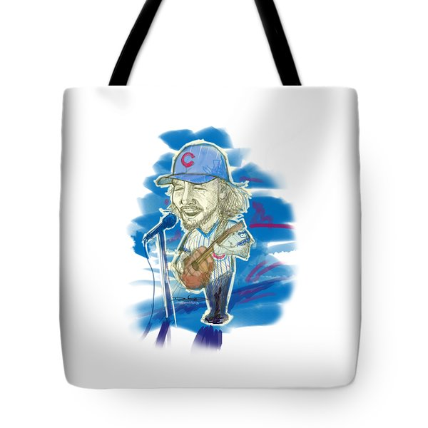 All The Way Tote Bag by Doug  Miller II