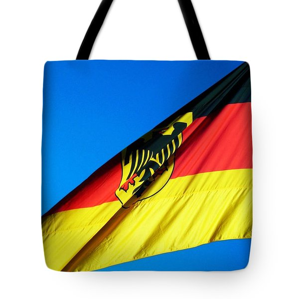 Allemagne ... Tote Bag by Juergen Weiss