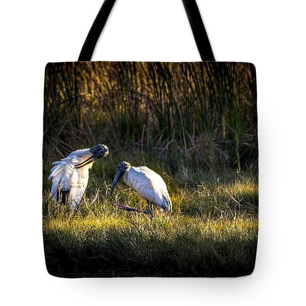 Almost Bed Time Tote Bag by Marvin Spates