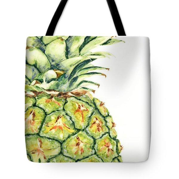 Aloha Again Tote Bag by Marsha Elliott