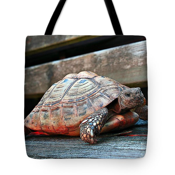 Always At Home Tote Bag by Jutta Maria Pusl