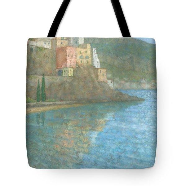 Amalfi Tote Bag by Steve Mitchell