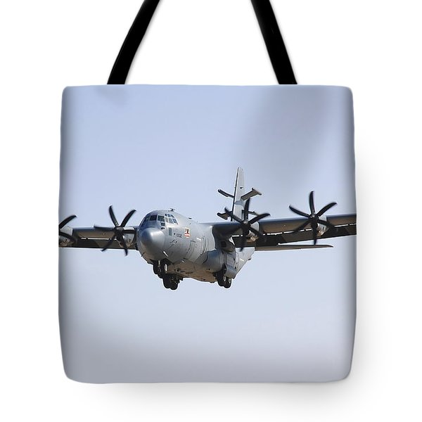 An Ec-130j Commando Solo Aircraft Tote Bag by Stocktrek Images