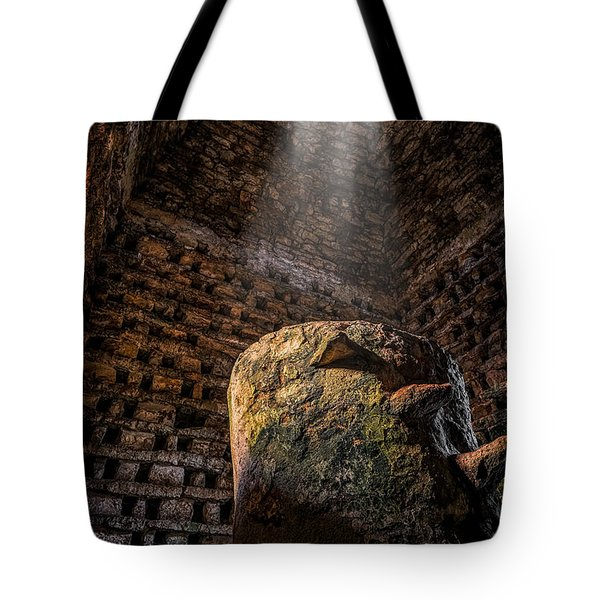 Ancient Dovecote Tote Bag by Adrian Evans