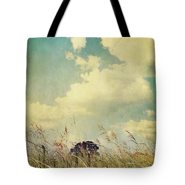 And The Livin's Easy Tote Bag by Laurie Search
