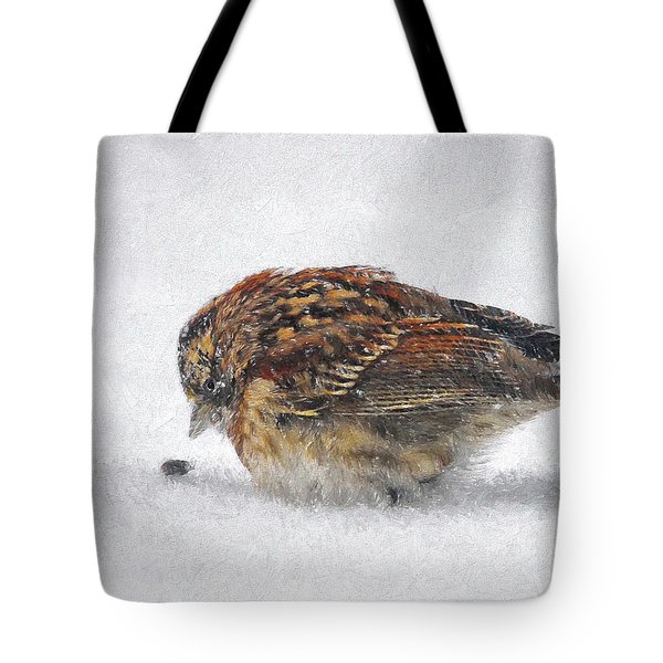 And These Thy Gifts  Tote Bag by Lois Bryan